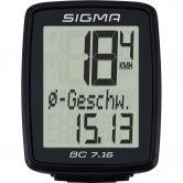 Sigma - BC 7.16 kabelgebunden