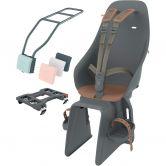 Urban Iki - Seat for Seat Tube  bincho black kurumi brown