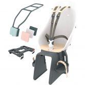 Urban Iki - Seat for Seat Tube shinju white kinako beige