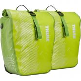 Thule - Pack 'n Pedal Shield Pannier Large chartreuse