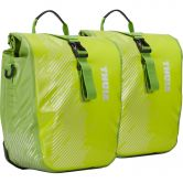 Thule - Pack 'n Pedal Shield Pannier Small chartreuse
