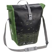 VAUDE - Aqua Back Print Single 24L Pannier black green