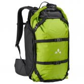 VAUDE - Trailpack Bike Backpack black green