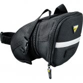 Topeak - Aero Wedge Pack Strap Saddlebag Medium
