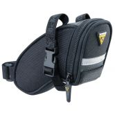 Topeak - Aero Wedge Pack Strap Saddlebag Micro