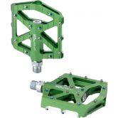 XLC - PD-M12 MTB/Trekking Plattform Pedal limegreen