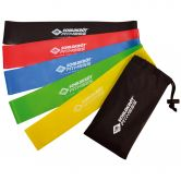 Schildkröt Fitness - Mini Resistance Bands Set of 5