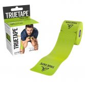 TRUETAPE - Athlete Edition Precut Kinesiotape lime