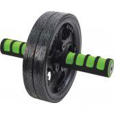 Schildkröt Fitness - AB Roller black green