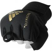 adidas - Quick Wrap Speed Neoprene Gloves black gold