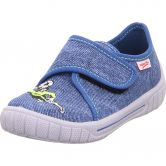 Superfit - Bill Soccer Slipper Boys blue