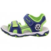 Superfit - Mike 3.0 Sandals Kids blue green