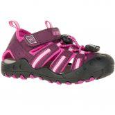 Kamik - Crab Closed-Toe Sandals Girls plum