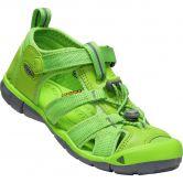 Keen - Seacamp II CNX Trekking Sandals Kids vibrant green