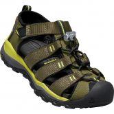 Keen - Newport Neo H2 Trekking Sandals Kids dark olive