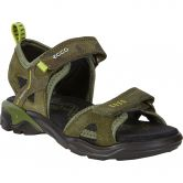 Ecco - Biom® Raft Sandale Kinder grape leaf