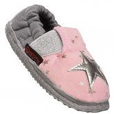 Giesswein - Ading Slipper Girls silber rose