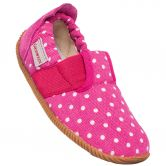 Giesswein - Silz Slipper Girls tupfen rose