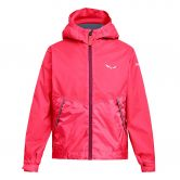 SALEWA - Puez 2 RTC Hardshell Jacket Kids rouge red