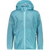CMP - Rain Jacket Fix Hood Girls curacao