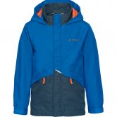 VAUDE - Escape Light Jacket III Regenjacke Kinder baltic sea
