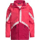 VAUDE - Luminum Jacket II Rai Jacket Kids bright pink