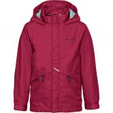 VAUDE - Escape Light Jacket III Rain Jacked Kids crimson red