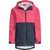 VAUDE - Hylax 2L Rain Jacket Kids bright pink