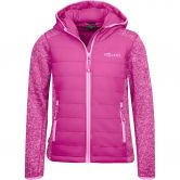 Trollkids - Skabu Fleece Jacket Girls berry