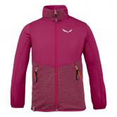 SALEWA - Puez Polarlite Fleece Jacket Kids vivacious melange