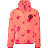 Protest - Bellevue JR Fleecejacke Kinder granatina