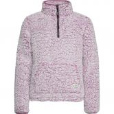 Protest - Demi JR Fleecepullover Kinder very grape