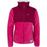 Protest - Carolena Fleece Jacket Kids beet red