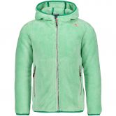 CMP - Highloft Fleece Jacket Kids icemint