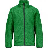 CMP - Fleece Jacket Kids green emerald