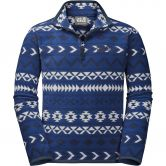 Jack Wolfskin - Inuit Pullover Kinder royal blue