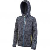 Protest - Wiwa 17 FullZip Kapuzenjacke Jungen ground blue