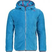 CMP - Highloft Fleecejacke Kinder jewel