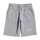 Quiksilver - Easy Day Sweat Shorts Boys light grey heather