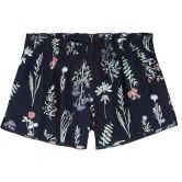 O'Neill - Lacey Woven Shorts Mädchen blue AOP W/ pink-purple