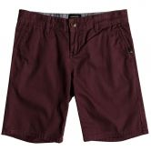 Quiksilver - Everyday Chino Light Shorts Jungen wine