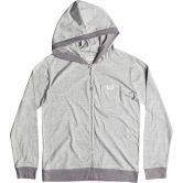 Quiksilver - ​Ice Man Zip Hoodie Jungen light grey