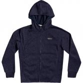 Quiksilver - Kellerzipyth Fleece Hoodie Boys parisian night