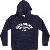 Quiksilver - Kellerhooaryth Fleece Hoodie Boys parisian night
