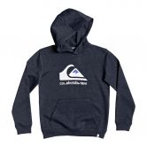 Quiksilver - Big Logo Hoodie Boys navy blazer heather