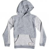 Quiksilver - Keller Hood Youth Jungen light grey heather