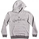 Quiksilver - Keller Art Hoodie Jungen light grey heather