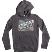Quiksilver - Port Roca Hoodie Jungen tarmac heather