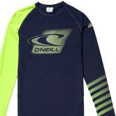 O'Neill - Long Sleeve Skin Rashguard Kids ink blue