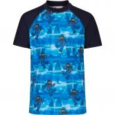 Lego® Wear - Tiger UV-T-Shirt Kinder blau